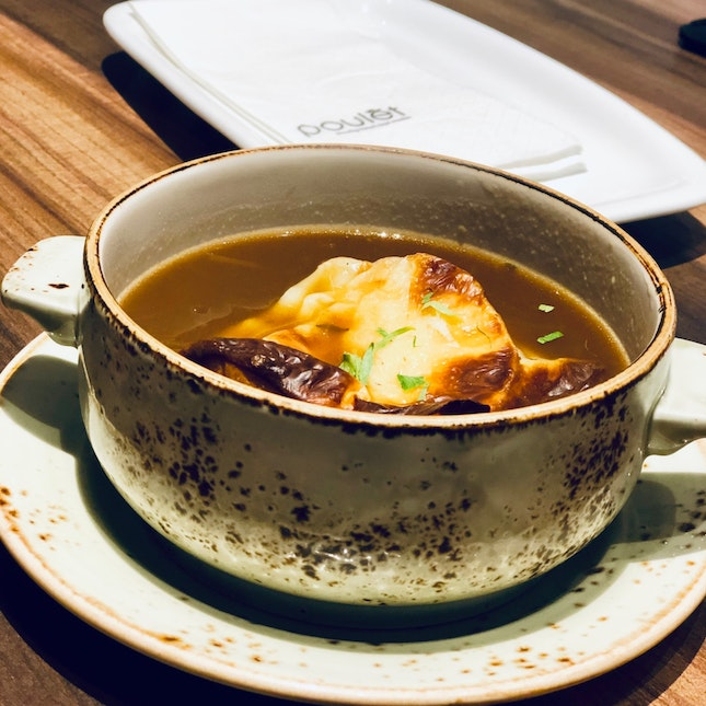 Gorgeous French Onion Soup