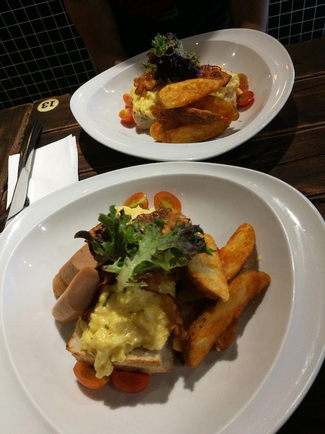 Big Breakfast @ Togather Breakfast