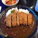 Mille Feulle Tonkatsu Curry Rice