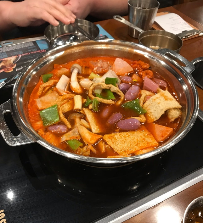 Great Tteokbokki