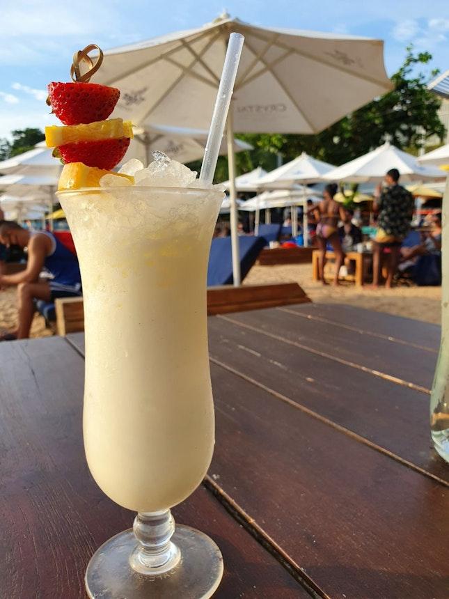 Coco-lada (Mocktail)