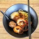 Special Prawn Noodle ($7.50)