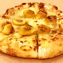 Banana Kaya Pizza