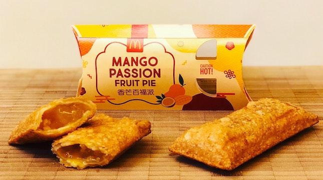 [NEW] Mango Passionfruit