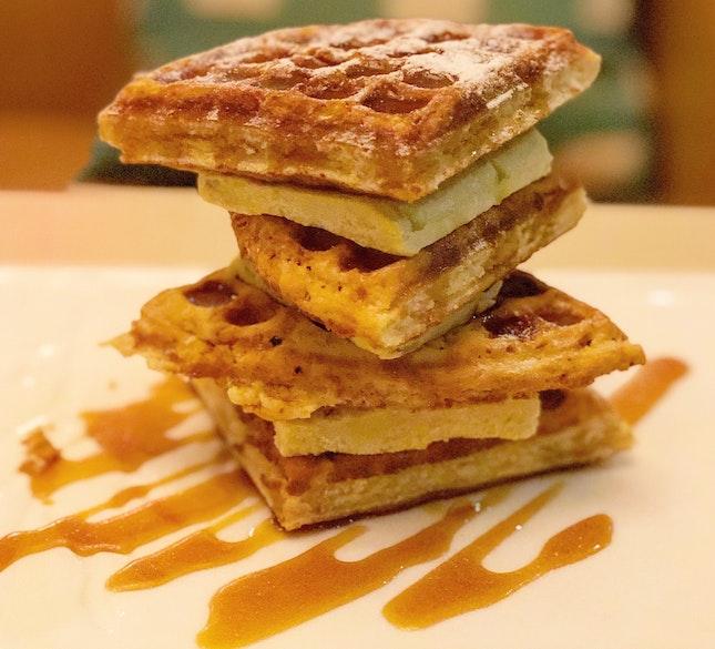 Wacky Waffles