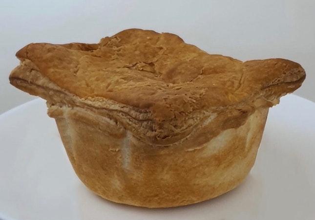 [NEW] Curry Chicken Pot Pie ($6.90)