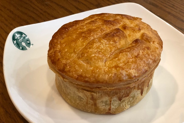[NEW] Impossible Rendang Pie ($8.90)