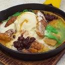 Chendol Dutch Skillet Pancake ($12)