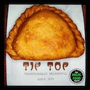 Was feeling peckish so I popped over @tiptopcurrypuff outlet and got my usual curry puff.