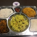 South Indian Quick Lunch 😍