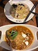 Sumptuous Korean-Chinese noodles