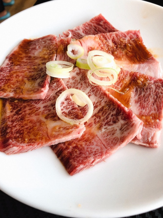Premium Wagyu In The House