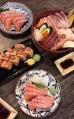 Best Salmon Sashimi