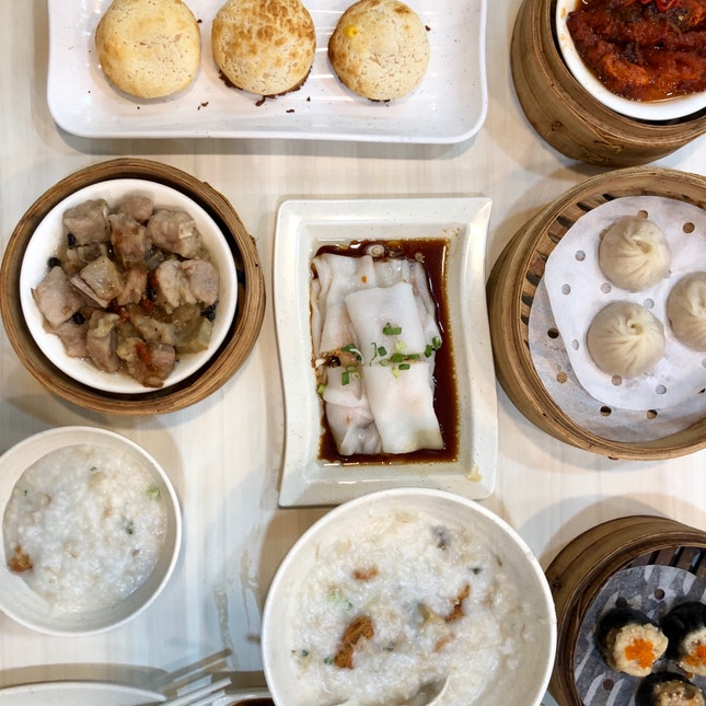 Good & Affordable Dim Sum