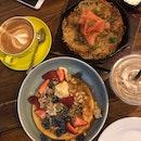 Pleasant Breakfast Place (-: