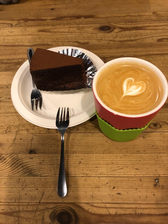 Hidden Coffee Place