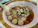Hill Street Tai Wah Pork Noodle