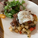 Duck Confit And Hash