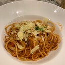 Spicy Crab Pasta