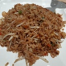 Fried rice with seafood XO sauce