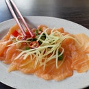 Raw Salmon Fish