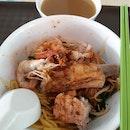Min Nan Pork Ribs Prawn Noodle (Tiong Bahru Market)