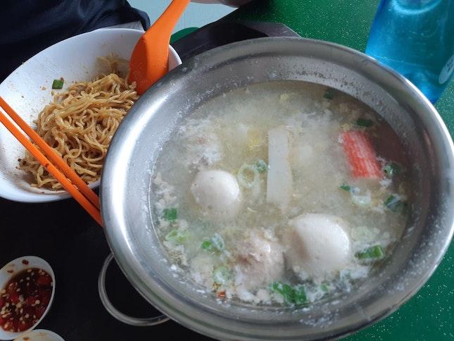Riverside Fishball Noodles