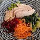 Hainanese Chicken Grain Bowl