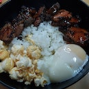 Blackcurrant Smoked Duck Rice Bowl