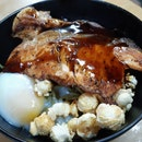 Grilled Salmon Soba Bowl