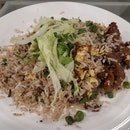 Pepper Beef Fried Rice