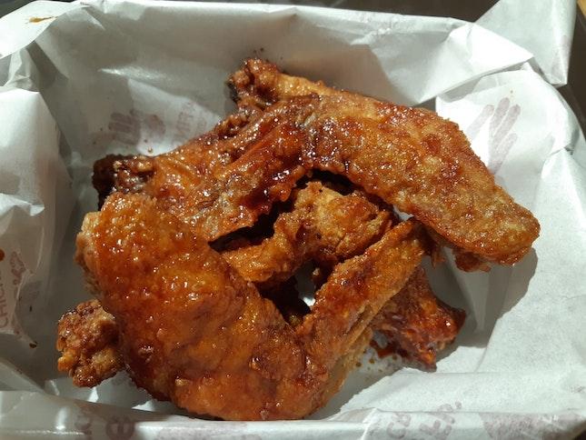6 Pc Chicken Winglet