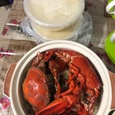 Lobster And Crab Cheese Beehoon