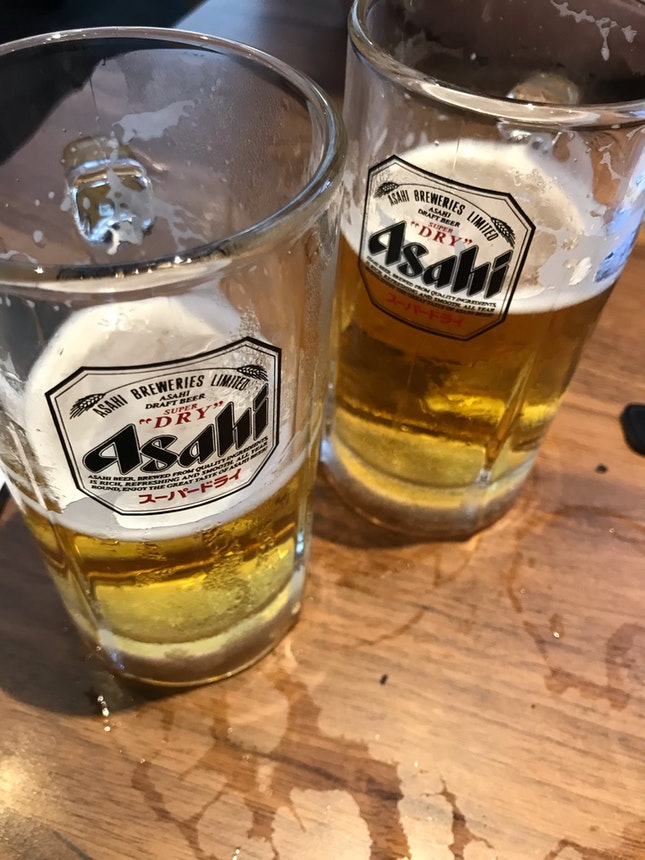 Good Beer, Great Service bu Avoid the Shima Hokke
