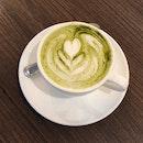 Matcha Latte (Soy) In NLB!