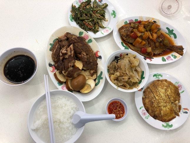 Good Ol' Teochew Soul Food