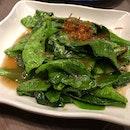 [Main Dish] Stir Fried Thai Baby Kai Lan