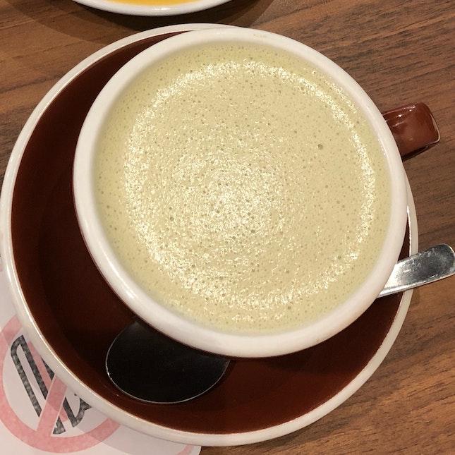 Matcha Latte (Large, $6.30)