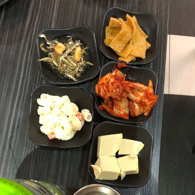 Good Selection Of Banchan