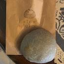 Earl Grey Bun ($2.80)