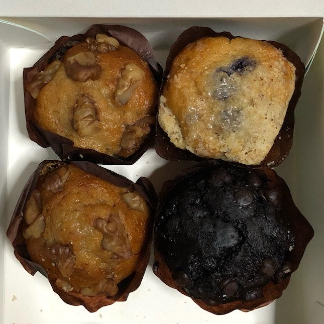 Mini Muffins In The CBD ($1.50 Per Pc)