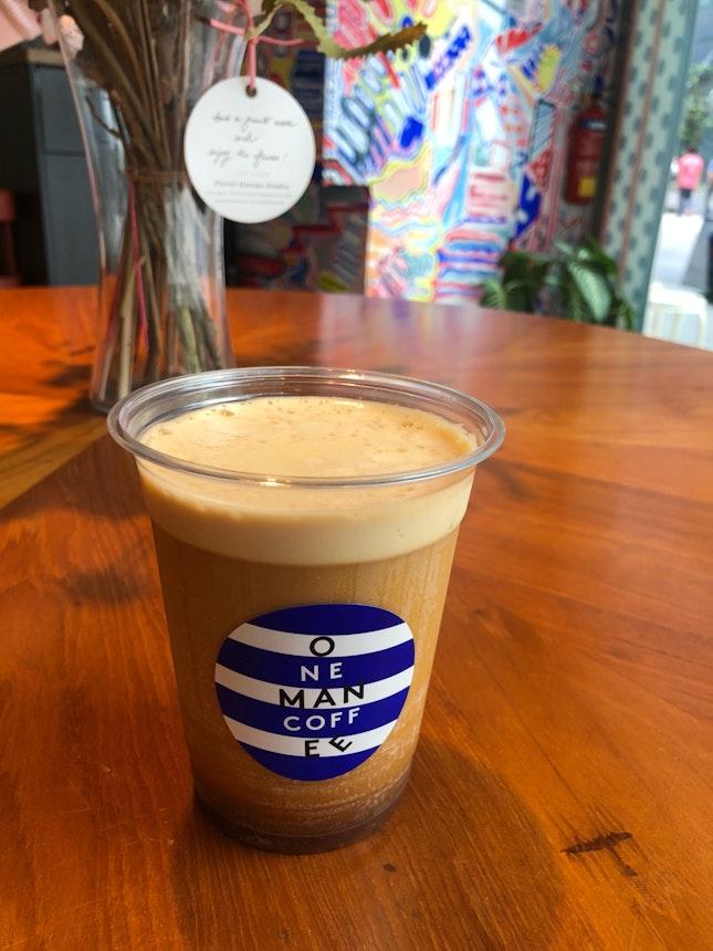 Nitro Cold Brew ($7)