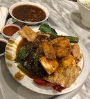 Fu Lin Fried YTF (Fried + Gravy)