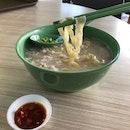 Bak Chor Mee Pok Soup ($4)