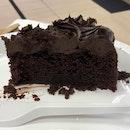 Dark Chocolate Olive Oil Cake ($60 Whole Cake)
