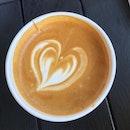 White Coffee (Hot, $5)