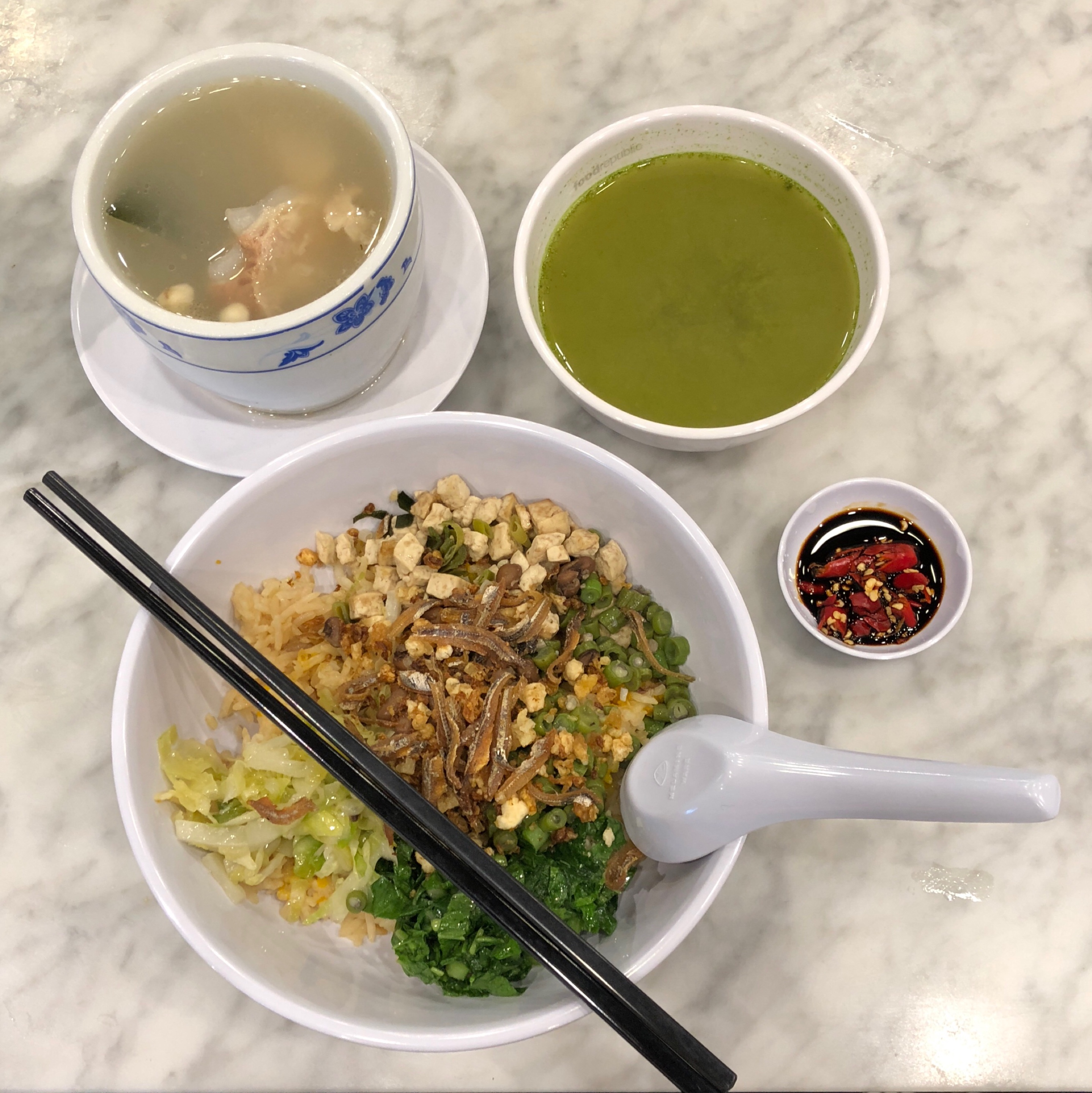 Local Hawker Dishes 🇸🇬