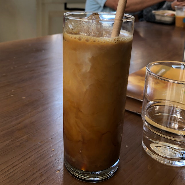 New Orleans Ice Coffee ($4.25)