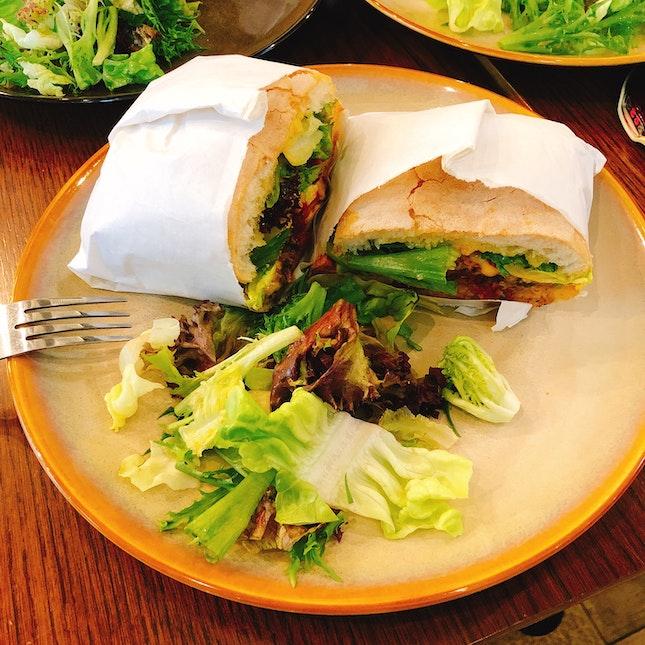 Grilled Chicken Sandwich ($12)