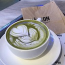 Matcha Latte (Regular, $5.50)
